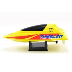 Volantex Tumbler RTR Mini 2,4GHz sárga távirányítós hajó