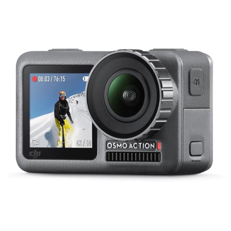 DJI Osmo Action dupla kijelzős WiFi 4K akciókamera