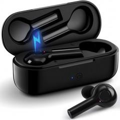 Quazar Wireless Earbuds 5.0 vezeték nélküli Bluetooth fülhallgató