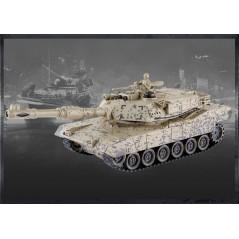 Zegan M1A2 Abrams 1:28 2.4GHz RTR távirányítós tank