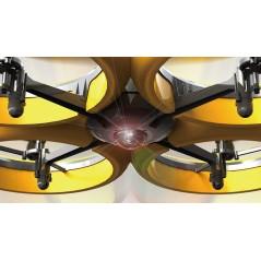 Silverlit Bumper DRONE 2.4 GHz kezdő HD kamerás drón