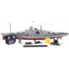 TPC Bismarck HT-3827A II. világháborús német távirányítós csatahajó
