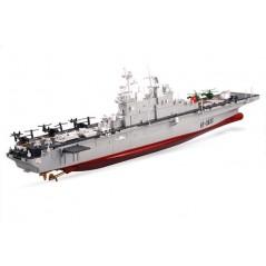 TPC USS Wasp repülőgép-hordozó (HT-3833) 1:350 távirányítós hajó