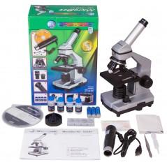 Bresser Junior 40x–1024x mikroszkóp, tok nélkül
