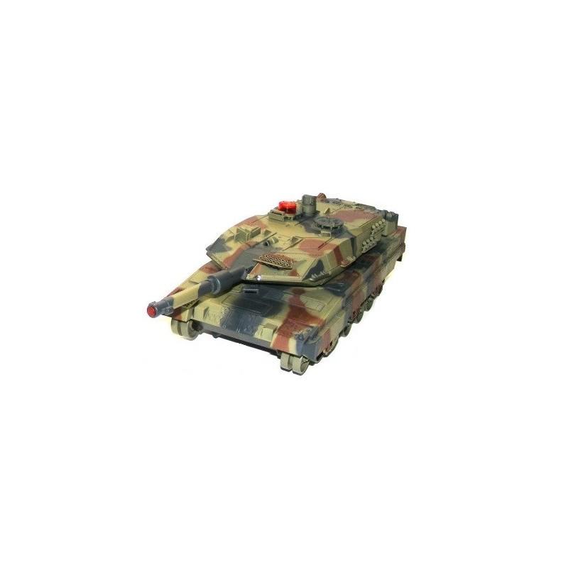 UniFun Leopárd RTR 1:18 RC távirányítós tank zöld színben