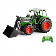 Double Eagle távirányítós traktor homlokrakodóval