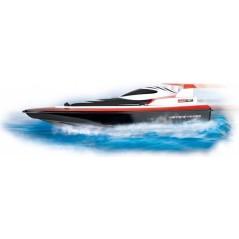 Carrera Race BOAT Versenyhajó 2.4GHz távirányítós motorcsónak (301010)