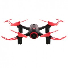 Syma X22SW WiFi FPV kamerás drón, fekete-piros