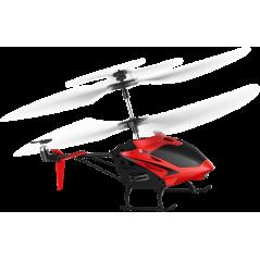 Syma S5H Speed RC 2,4 GHz távirányítós helikopter, piros