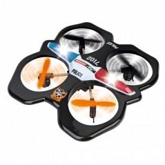 Carrera POLICE Drone kezdő, játék drón