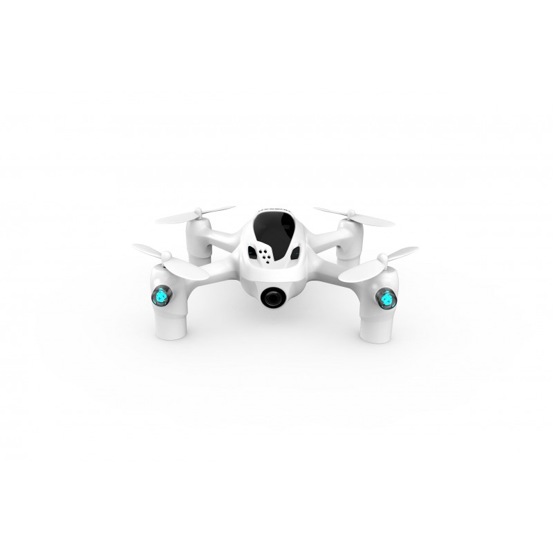 Hubsan H107D+ X4+ FPV HD 720p kamerás drón, kijelzős távirányítóval