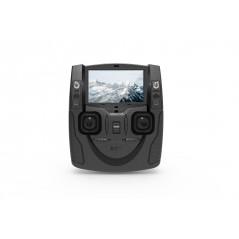 Hubsan H502S X4 Desire GPS 720p FPV kamerás drón, kijelzős távirányítóval