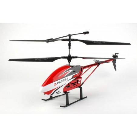 Fleg Devil II RC 2,4 GHz 3 csatornás távirányítós helikopter