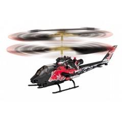 Carrera Red Bull Cobra RC 2,4 GHz távirányítós helikopter