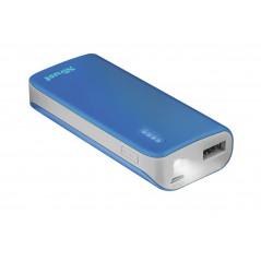 Trust Primo Power Bank 4400 mAh kék külső akkumulátor (21225)