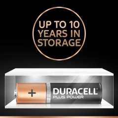 Duracell Plus Power MN1500 LR6 AA 4 db ceruzaelem