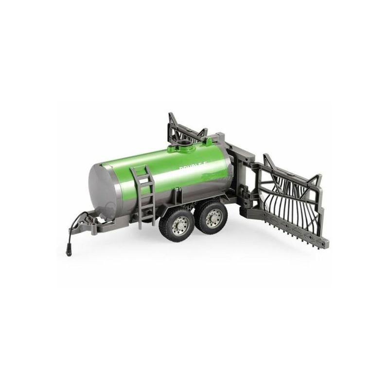 Double Eagle öntözőrendszeres pótkocsi traktorhoz