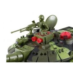 Brother Toys One T-90 RTR 1:16 (41 cm) távirányítós tank, zöld