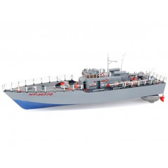 HT Torpedo 1:115 RTR 2,4 GHz távirányítós hajó