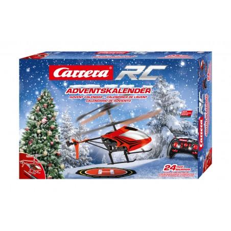 Carrera Adventi naptár RC 2,4 GHz távirányítós helikopter (501042)