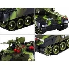 Brother Toys T-90 RTR 1:16 (41 cm) távirányítós tank szett