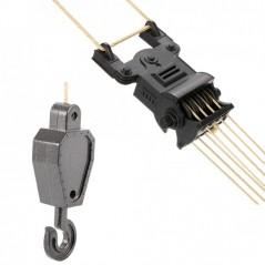 Huina 1:14 RTR 15 csatornás 2,4 GHz távirányítós lánctalpas daru