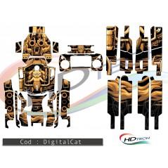 DJI Mavic Pro matrica szett - DigitalCat