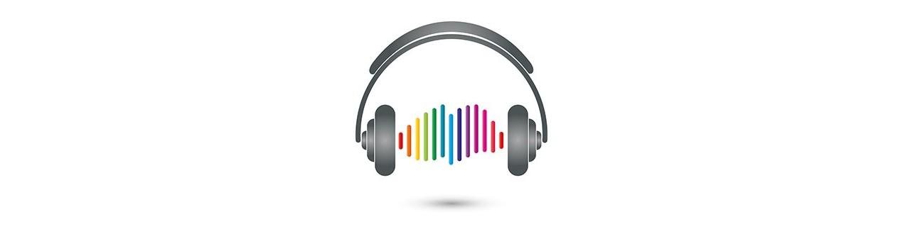 Audio - hangszórók, fejhallgatók