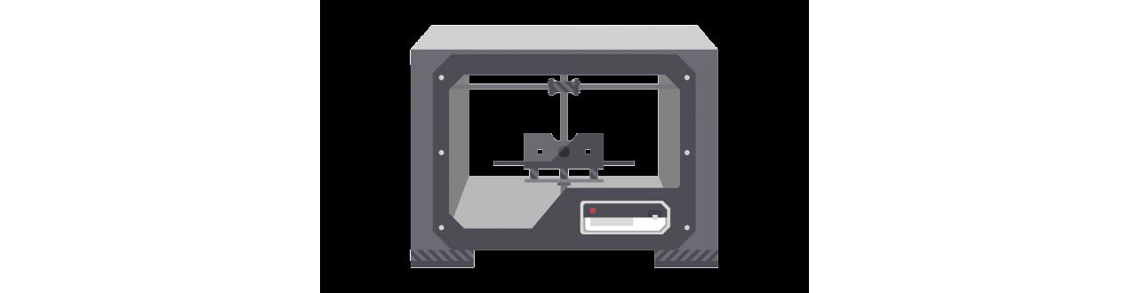 Kiegészítők 3D nyomatáshoz