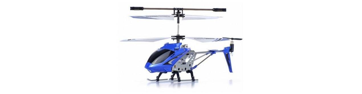 RC, távirányítós helikopterek