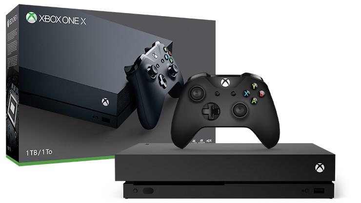 Xbox One konzolok