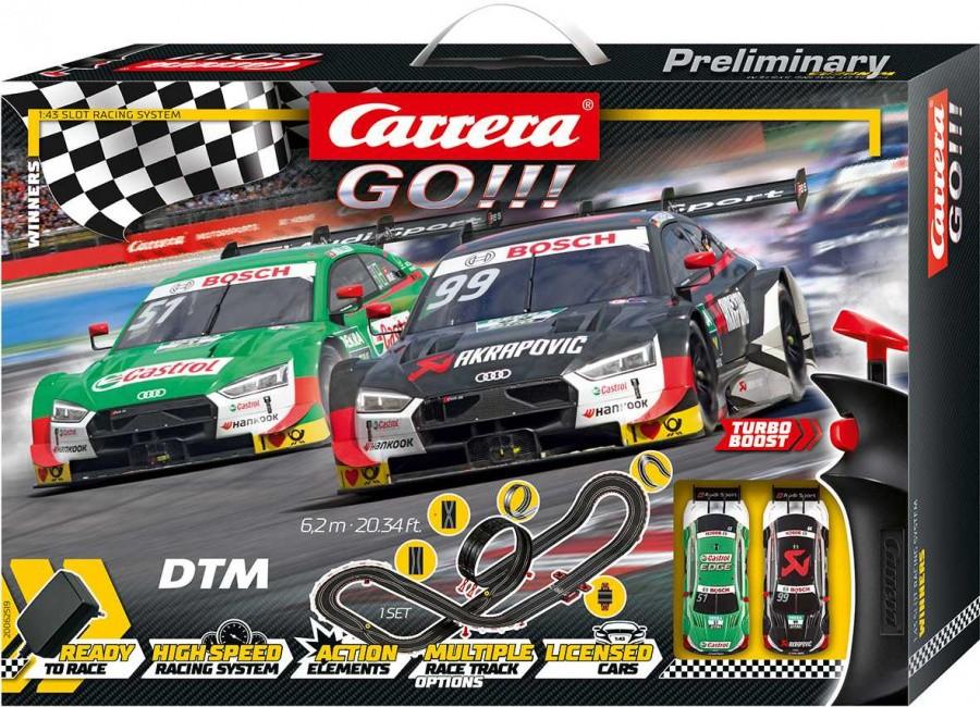 Carrera versenypályák