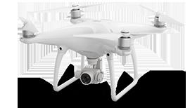 DJI Phantom 4 drónok