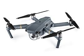 DJI Mavic drónok