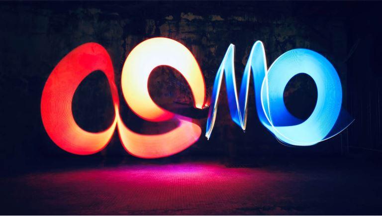 DJI Osmo Pocket éjszakai felvétel
