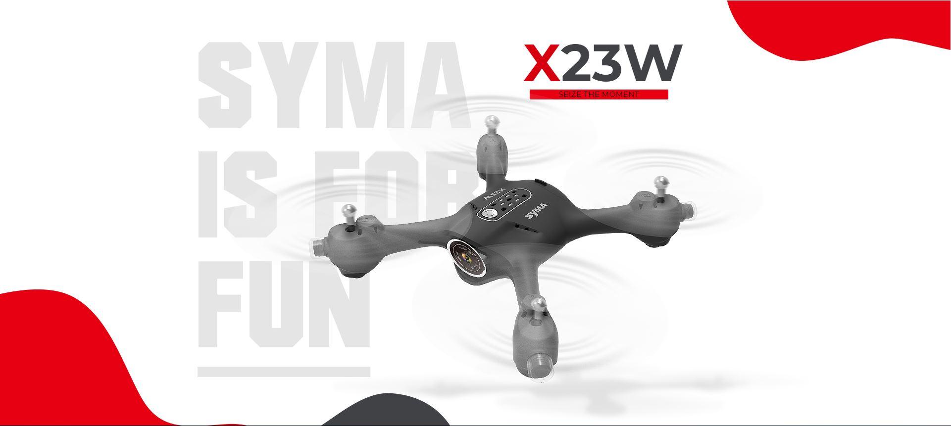 Syma X23W