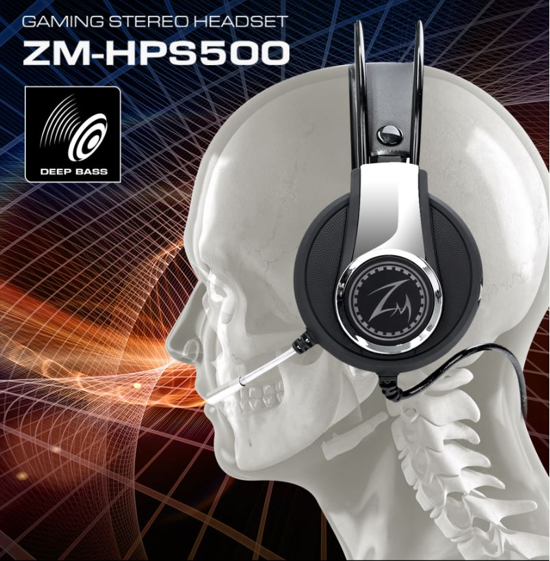 Zalman ZM-HPS500 Headset