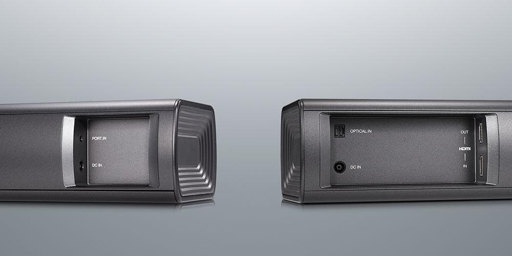 LG SJ7 csatlakozási lehetőségek