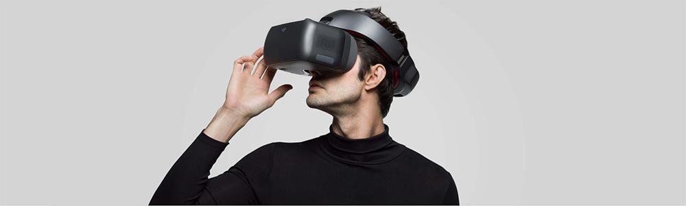 DJI Goggles Racing Edition videoszemüveg
