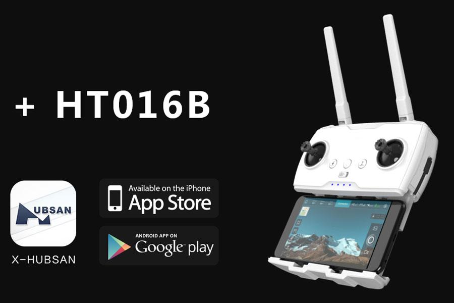 HT016B távirányító