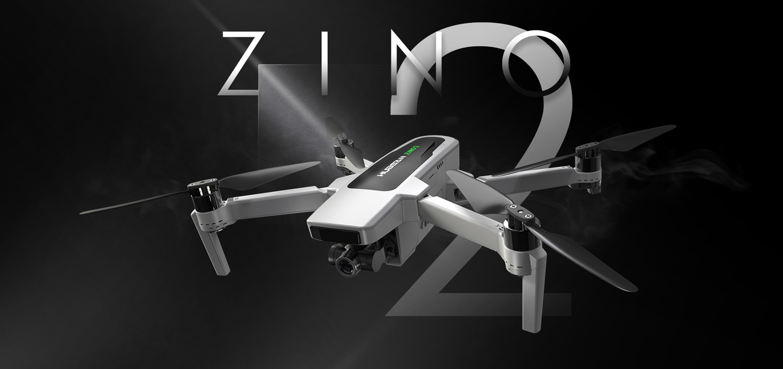 Hubsan Zino 2 profi kamerás drón