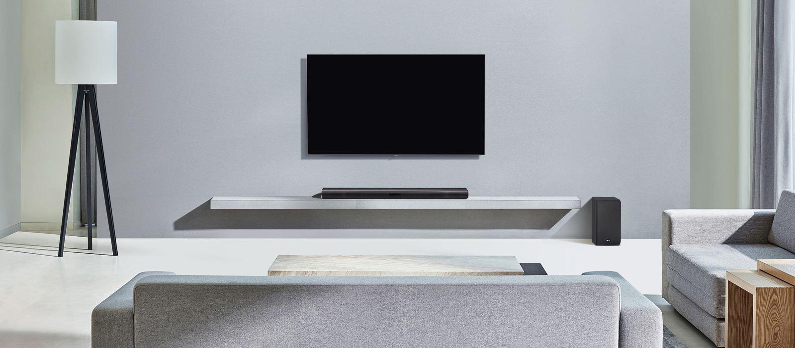 LG SJ4 hangprojektor