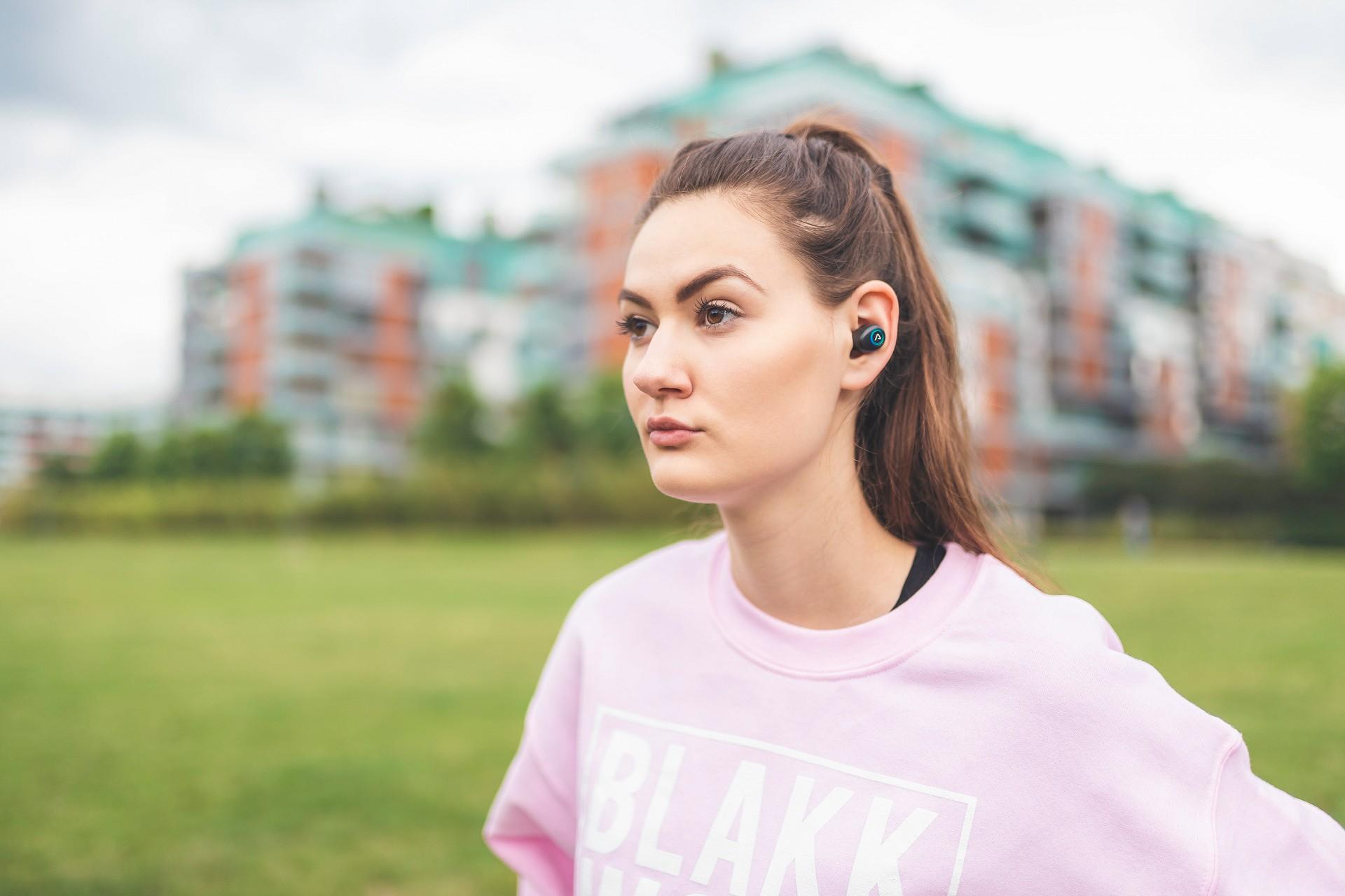 Lamax Dots-1 vezeték nélküli Bluetooth fülhallgató