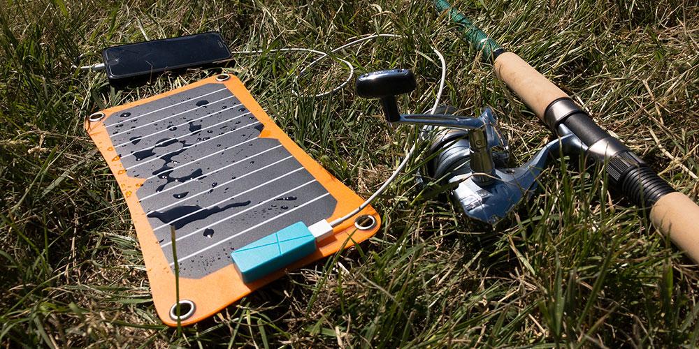 Q-Solar panel horgászathoz