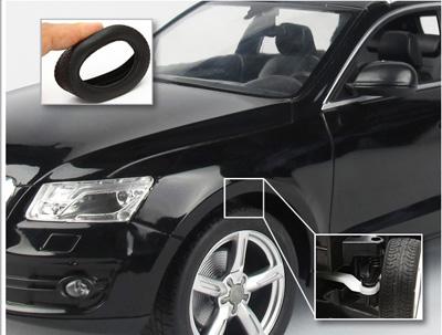 Rastar Audi Q5 részletek