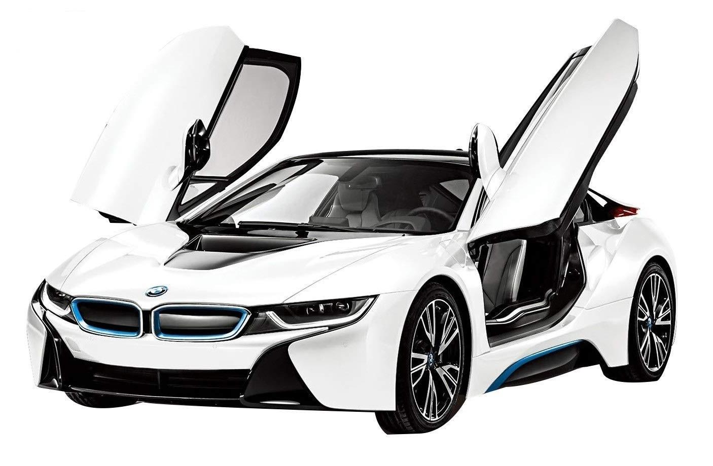 BMW i8 távirányítós autó a Rastartól