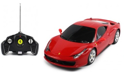 Rastar Ferrari 458 Italia távirányítós autó
