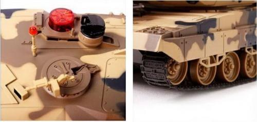 RC Tank Leopard