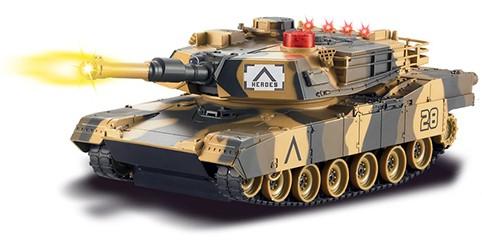 RC tank szett