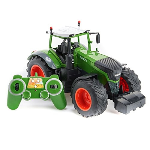 Távirányítós traktor